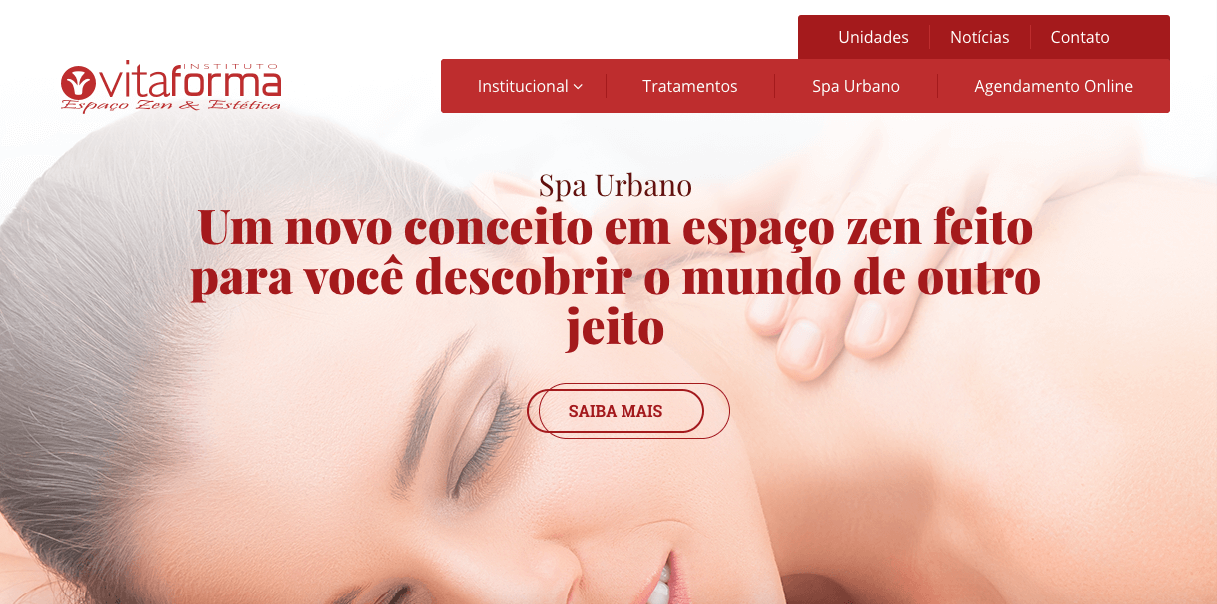 site do instituto vitaforma